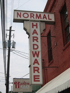 Normal Hardware On Prince Ave