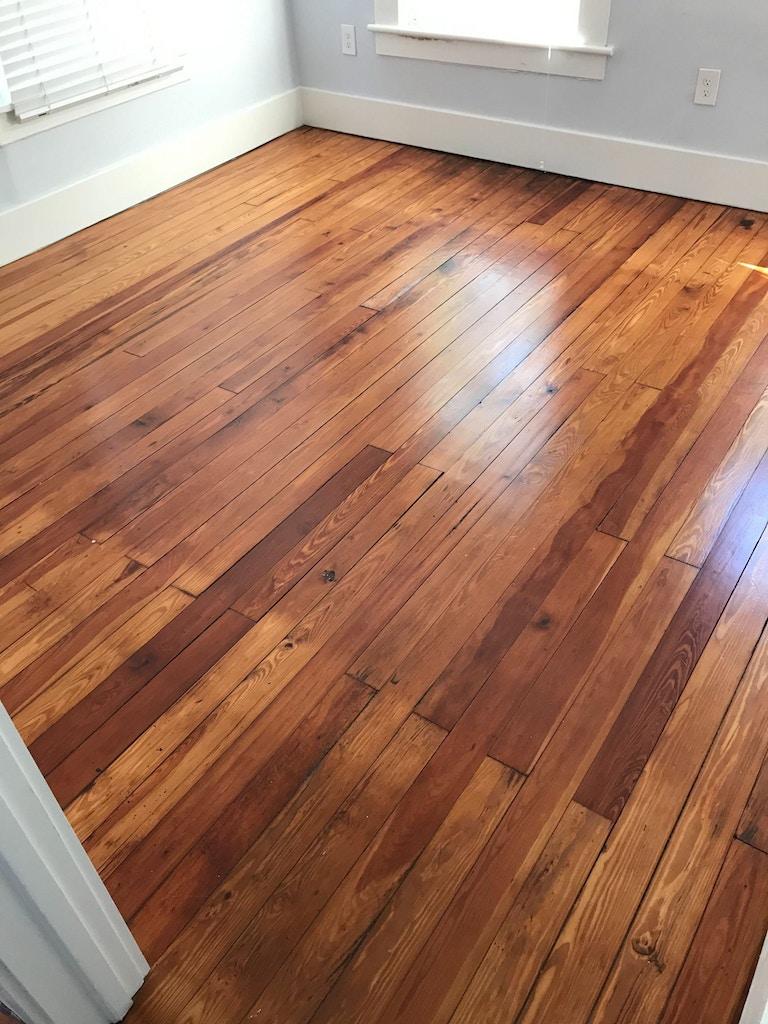 hardwood wood floor restoration charleston sc_1