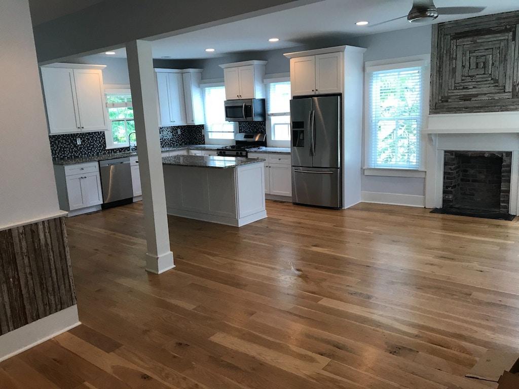 hardwood wood floor restoration charleston sc_2