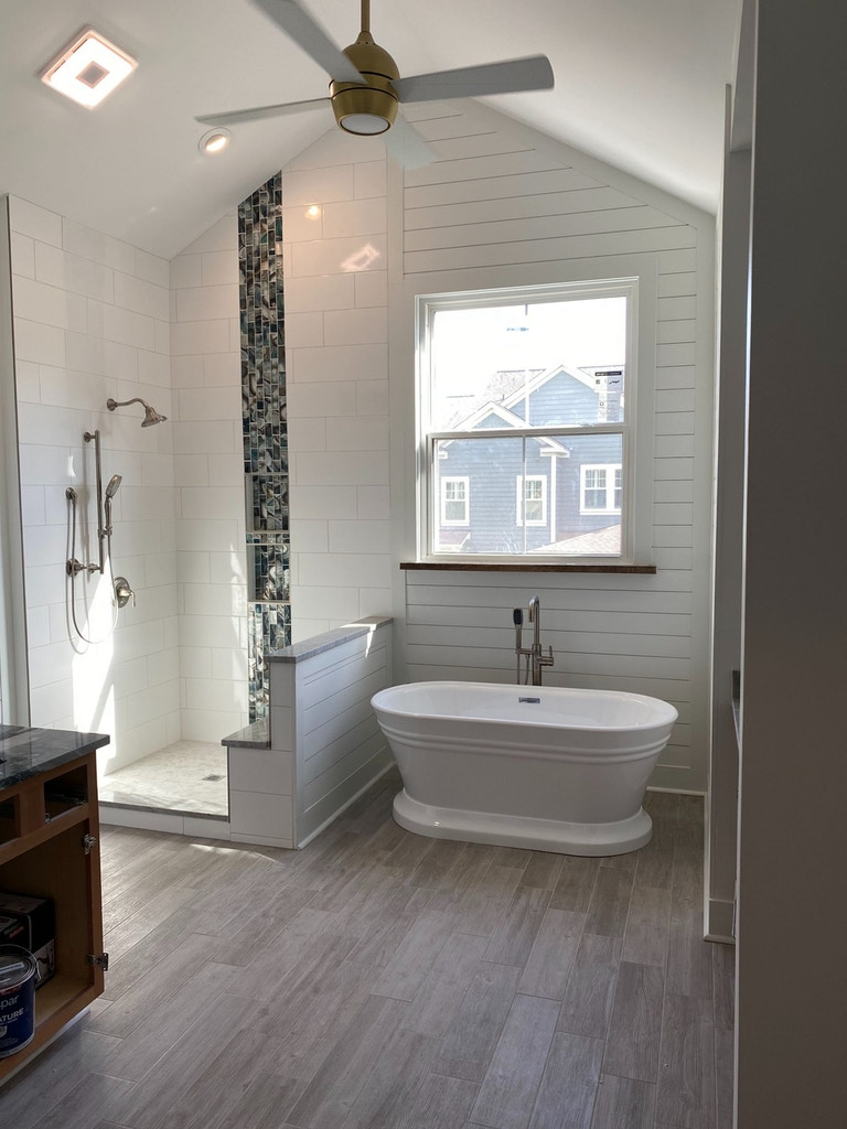 bathroom remodel tub charelaston sc