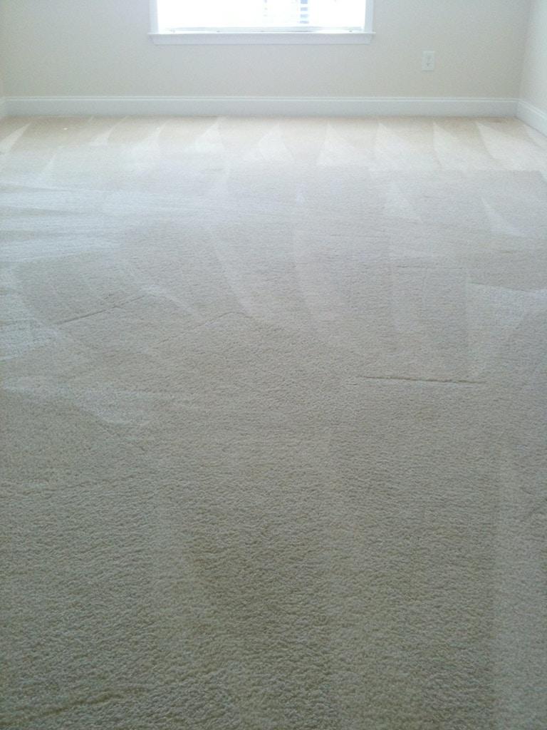 bedroom carpet stains after