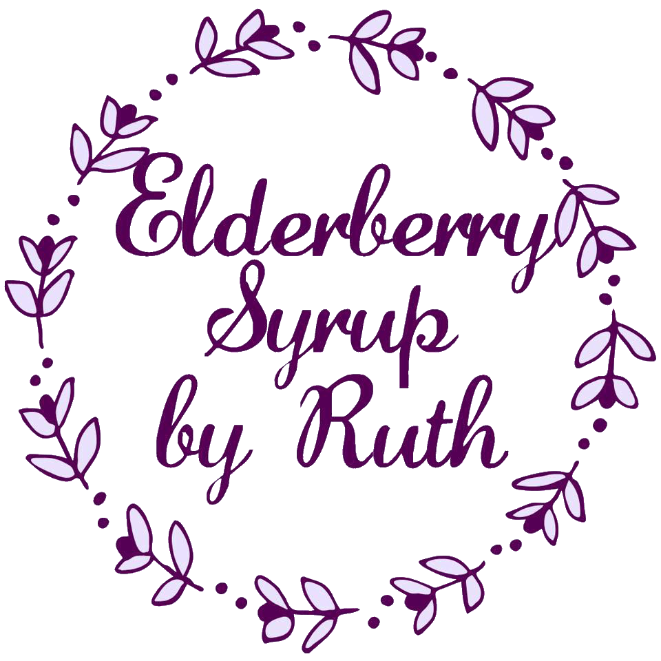 Elderberry Syrup by Ruth