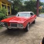 68 Cutlass_classic-car-muffler-brake-service