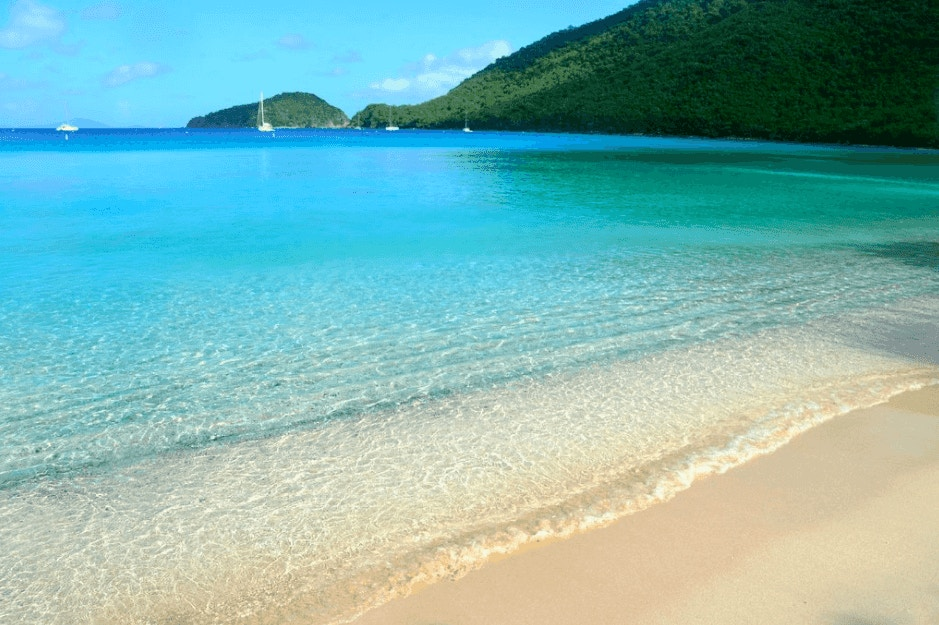 Francis Bay Beach - St. John - USVI