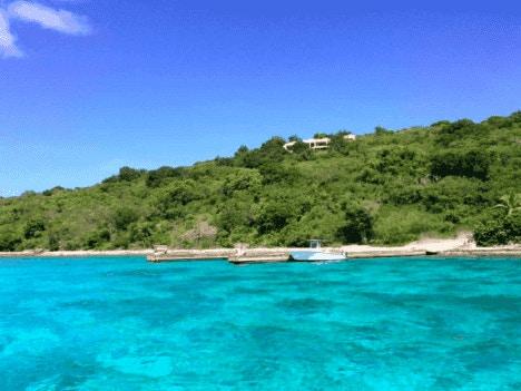 Lovango Cay Snorkeling USVI