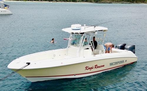 King's Ransom Boat
