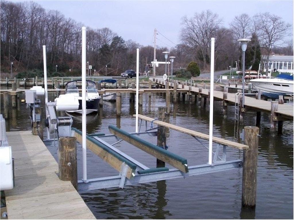 boat lift doc IL