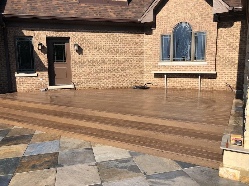 deck insallation-3_Long Grove, IL