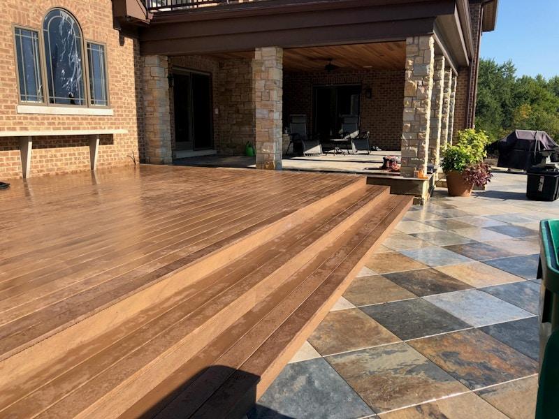 deck insallation_Long Grove, IL
