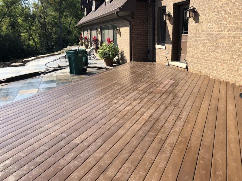 new deck installation_Long Grove,IL